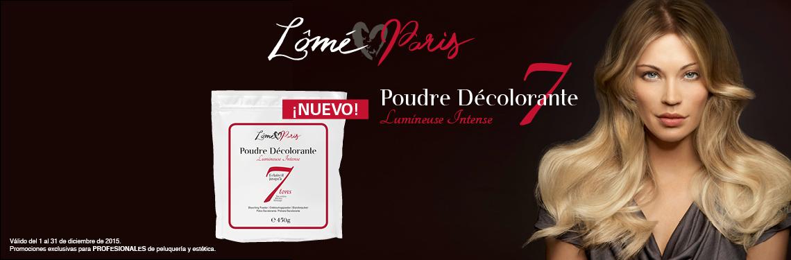 Lômé Paris Polvo decolorante