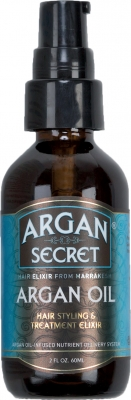 Aceite Argan Secret
