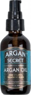 Aceite Argan Secret