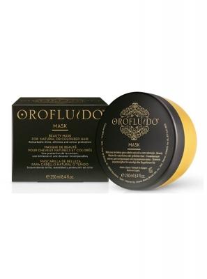 Mascarilla Orofluido